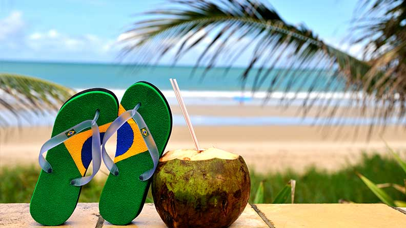5 Reasons to Visit Brazil