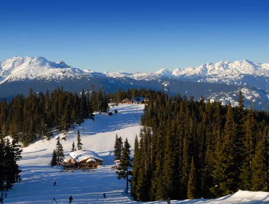 Top 5 Mountain Destinations