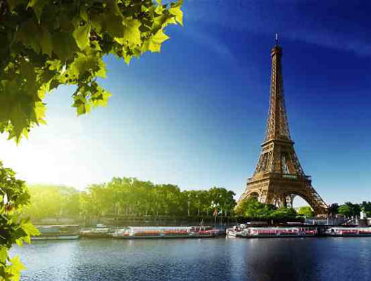 France the city of love
