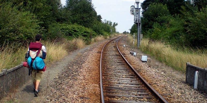 Interrail through Europe