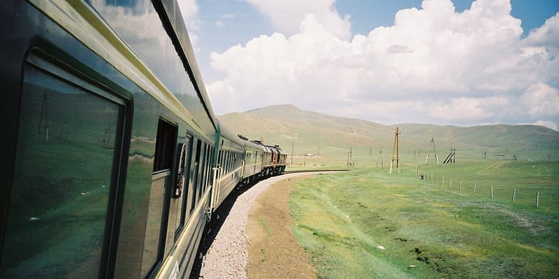 Take a ride on the Trans-Siberian Railway