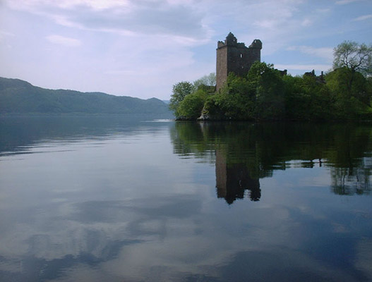 Explore Loch Ness when studying in Scotland