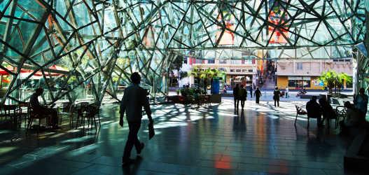 Melbournes federation square