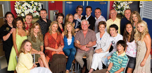 Go to the set of Neighbours in Melbourne