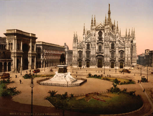 Milan one of the richest cities in Europe