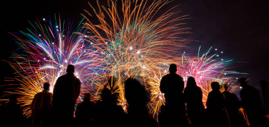 Top Five Places To Visit For New Year's Eve