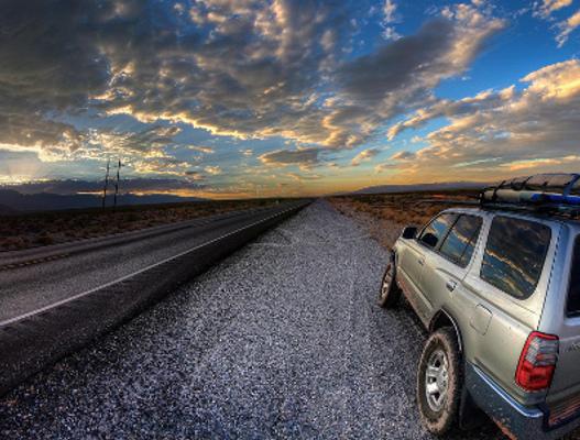 Take an American Road Trip