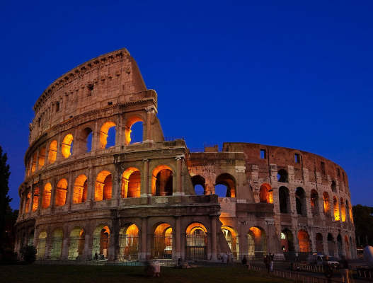 Rome a must-see