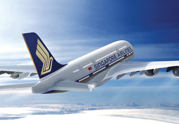 Cheap Singapore Airlines Flights