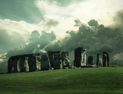 study in England and visit Stonehenge