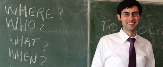 Teach Engligh