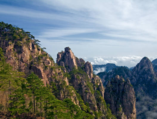 Yellow Mountain, Huangshan