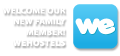 Welcome our new family member! WeHostels