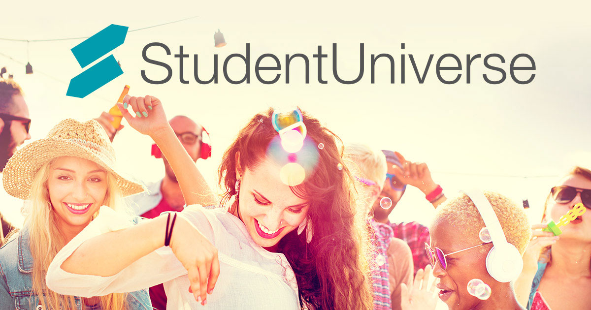StudentUniverse empowers young adults to experience the world with discount travel. For students and those under 26, our cheap flights, hotels and tours make it affordable to travel anywhere you want to go.
