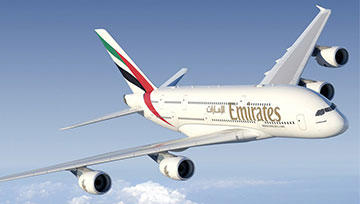 Fly In Comfort With Emirates Airways