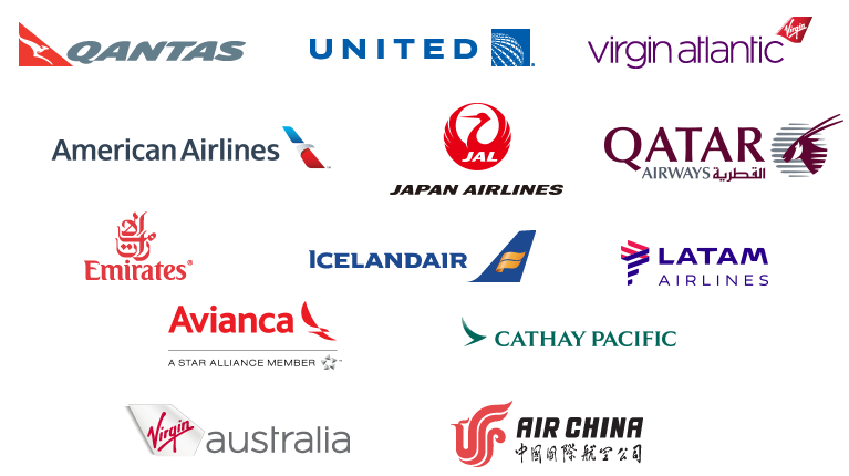 StudentUniverse Airline Partners