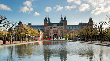 museum in Amsterdam Netherlands