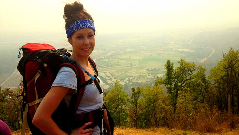 backpacking-in-Nepal