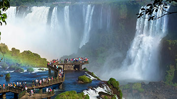 South America top destinations