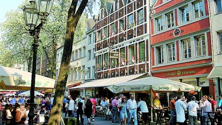 Dusseldorf Germanys Hidden Gem